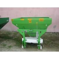 Masina de fertilizat 600 l