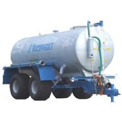 Cisterna-Vidanja PN 3/18 (PN-3) axa dubla