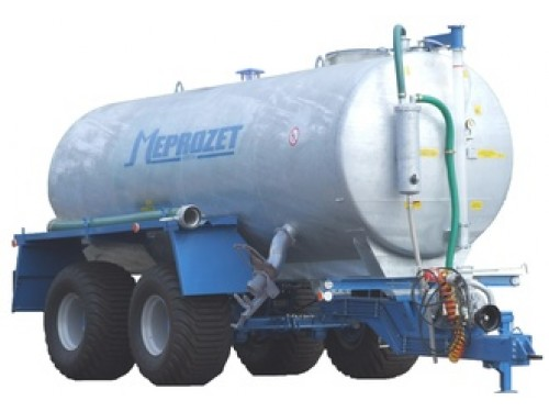 Cisterna-Vidanja PN 3/18 (PN-3) axa dubla Cisterne- Vidanje