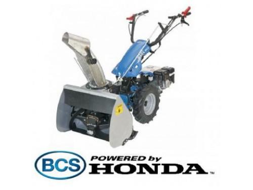Freza de zapada BCS 740 - cu motor HONDA Freze si lame de zapada BCS