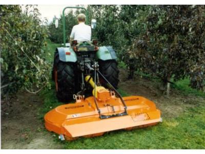 Utilaje agricole pentru intretinerea plantatiilor pomicole si de vita de vie