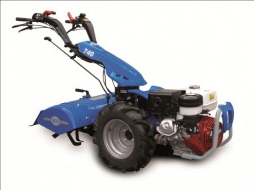 Motocultivator BCS 740 PS GX 390 cu freza Motocultivator BCS