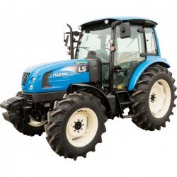 Tractor LS model PLUS 100 CAB, 95 CP
