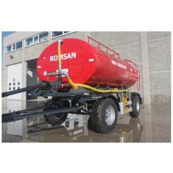 Cisterna de apa 6 t util