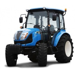 Tractor LS model XR50 CAB, 47 CP