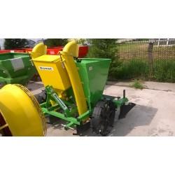 Masina de plantat cartofi 2 randuri 180 cu fertilizare