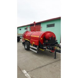 Cisternă specială pentru stins incendii - SUMA50