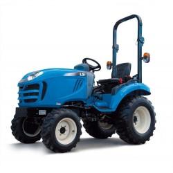 Tractor LS model J27, 27 CP
