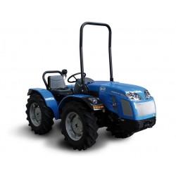 TRACTOR BCS INVICTUS K400 RS - ROTI VIRATOARE - 35 CP