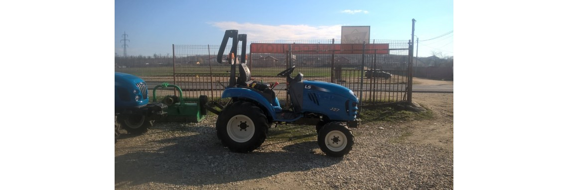 Tractor LS Rops
