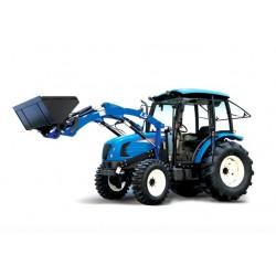Tractor LS model U60 CAB, 57 CP